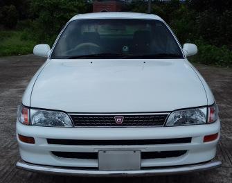 Toyota Corolla EX 1993