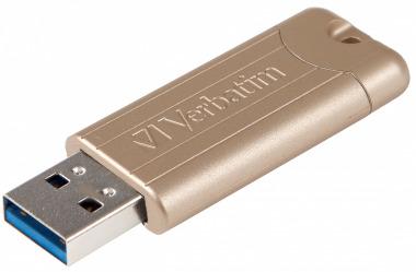Verbatim PinStripe 64GB USB Drive Limited Edition