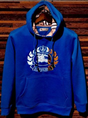 Burberry Men Premium Embroidery Jacket