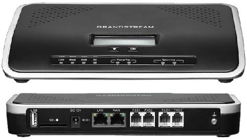 Grandstream UCM-6202 500 SIP Users IP PBX