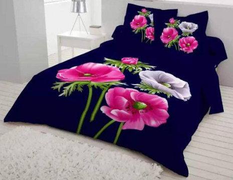 Cotton King Size Bed Sheet Set PB-502