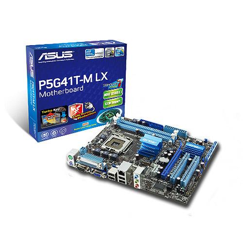 ASUS P5G41T-MLX Motherboard