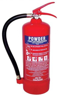 ABCE Dry Powder 5 Kg Fire Extinguisher