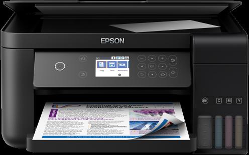Epson L6160 Wi-Fi Duplex Ink Tank Printer