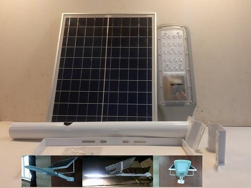 5 Watt Solar Street Light