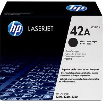 Q5942A 42A Laser Toner Cartridge for HP LaserJet 4240