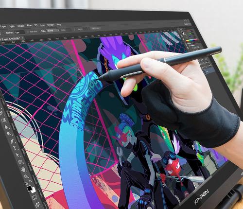 XP-Pen Artist 22 Pro Drawing Pen Display Monitor