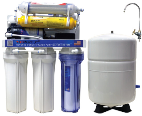 Heron GRO-075 7-Stage RO Water Purifier
