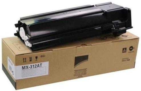 Sharp MX-312AT Black Original Toner