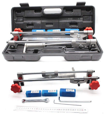 Mortiser Jig Kit with Three Cutter