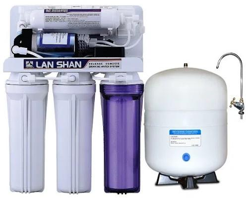 Lan Shan LSRO-101BW RO Mineral Water Filter