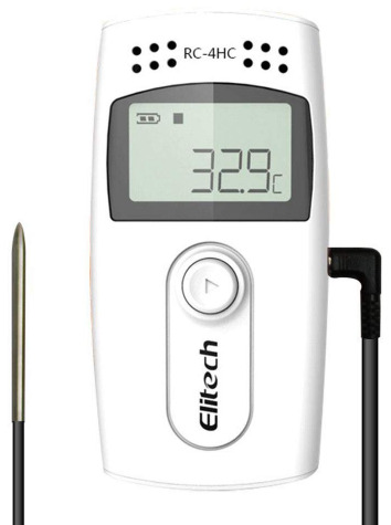 Elitech RC-4HC USB Temperature and Humidity Data Logger
