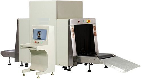 China Efficiency X-Ray Baggage Scanner