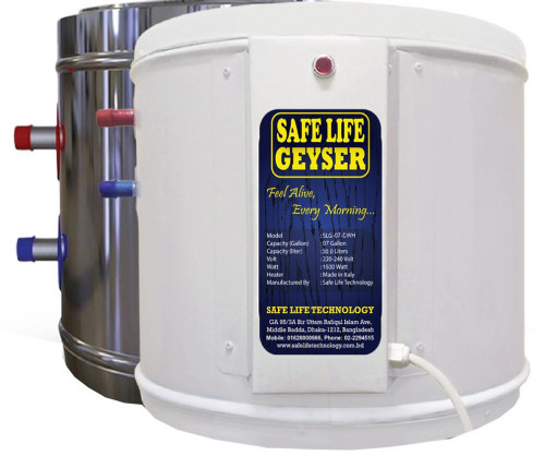 Automatic 30L Geyser with Ariston Heater