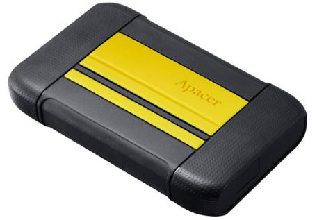 Apacer AP2TBAC633Y-1 USB 3.1 Gen Portable Hard Drive