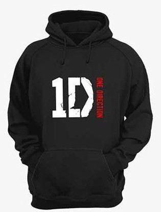 One Direction Hoodie For Men PB- 2758