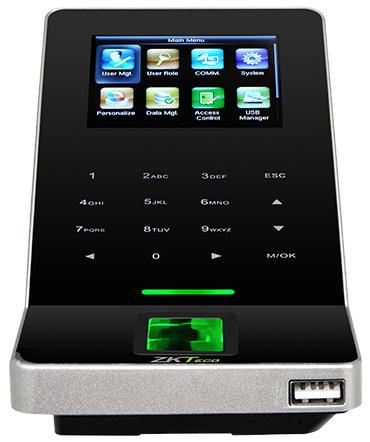 ZKTeco F22 Ultra-Thin Wi-Fi Standalone Fingerprint Reader