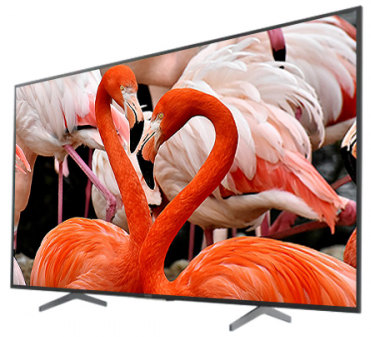 Sony Bravia 55 inch X8000H 4K Android Voice Control TV