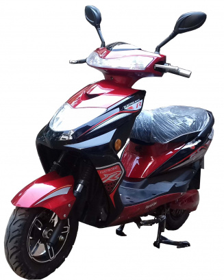Exploit Battery Operated Two Wheeler Scooter