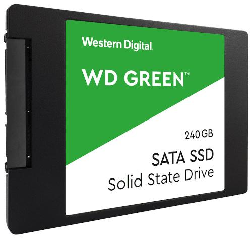 Western Digital Green 240GB Internal PC Storage SSD