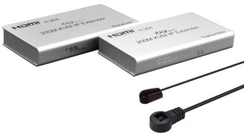 HDMI 200M KVM IP Extender