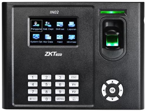ZKTeco IN02 Fingerprint Access Control
