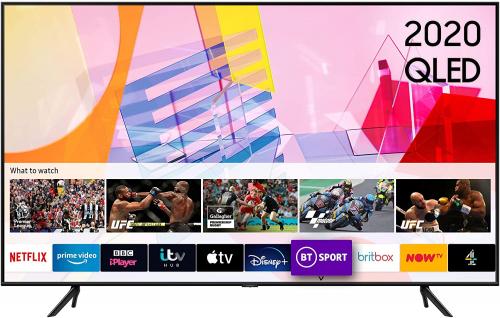 Samsung Q60T 4K UHD 65 Inch Dual LED Smart TV