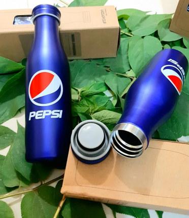 Stainless Steel Vaccum 500ml Water Bottle
