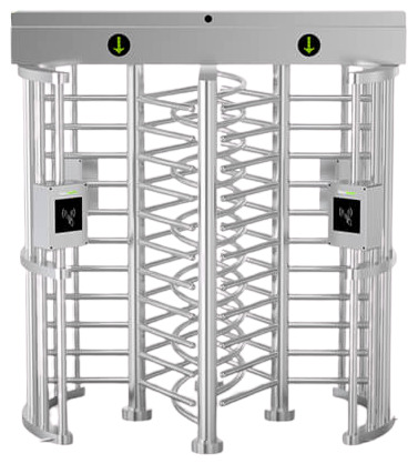 Locinox Full Height Turnstile Gate