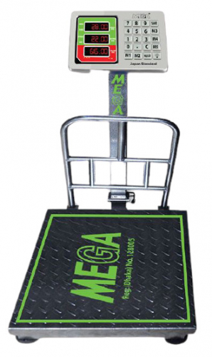 Mega Digital Weight Scale 10g to 100 Kg