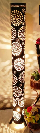Floor Stand Corner lamp