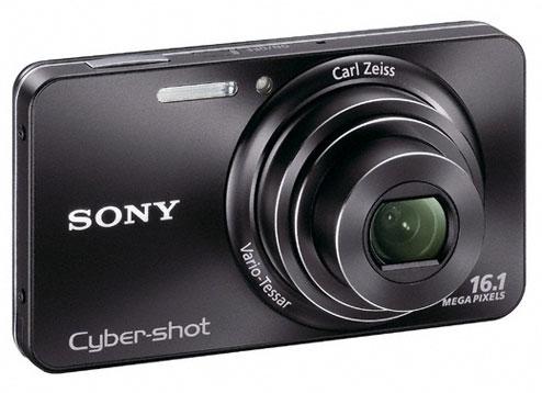 Sony Cyber Shot DSC-W570 16 Megapixels Camera Price ...