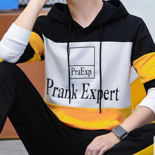 Prank Expert Hoodie for Men