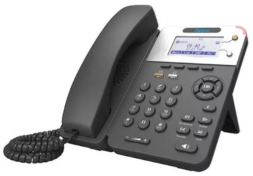 Excelltel IPH330 Smart SIP 2 Lines IP Phone