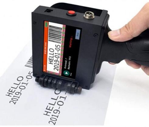 Portable Inkjet Coding Machine