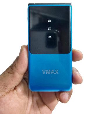 Vmax V12 Dual Sim Folding Phone