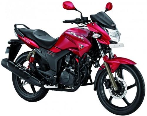 Hero Hunk Single Hydraulic 150cc Motor Bike