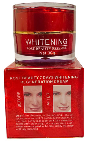 Whiting Rose Beauty Cream-30gm
