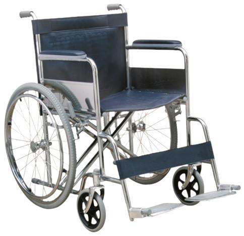 Carbon Steel Durable Wheelchair