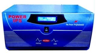 Power IPS 400VA 2 Light 2 Fan 100Ah Battery LCD Display