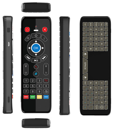 T16+ Air Mouse 2.4GHz Wireless Remote Control