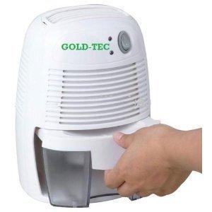 Gold-Tec 2a Compact Air Dehumidifier