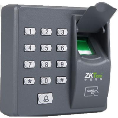 ZKTeco X6 Fingerprint Door Lock Access Control System