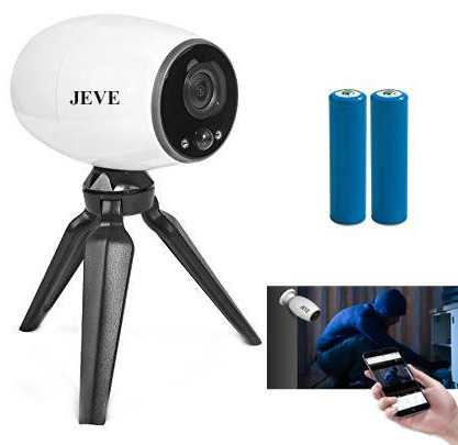 JEVE-X1 1080p Waterproof Smart Wi-Fi Home CC Camera