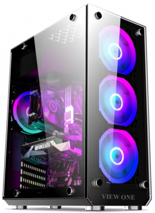 View One V8412 RGB Gaming Casing