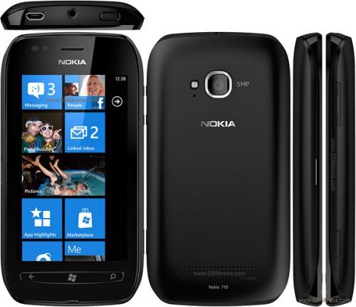 nokia lumia 710 black color mobile price bangladesh bdstall. Black Bedroom Furniture Sets. Home Design Ideas