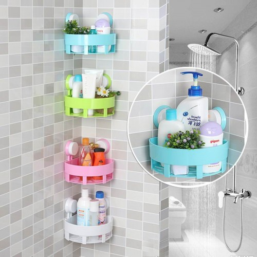 Bathroom Wall Hanging Triangle Shelves