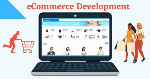 PHP Ecommerce Website Development