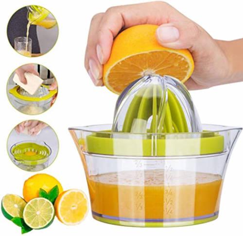 4-in-1 Multi-Functional Manual Juicer Blender