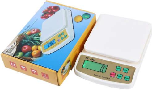 SF-400A 10-Kg Electronic Kitchen Scale